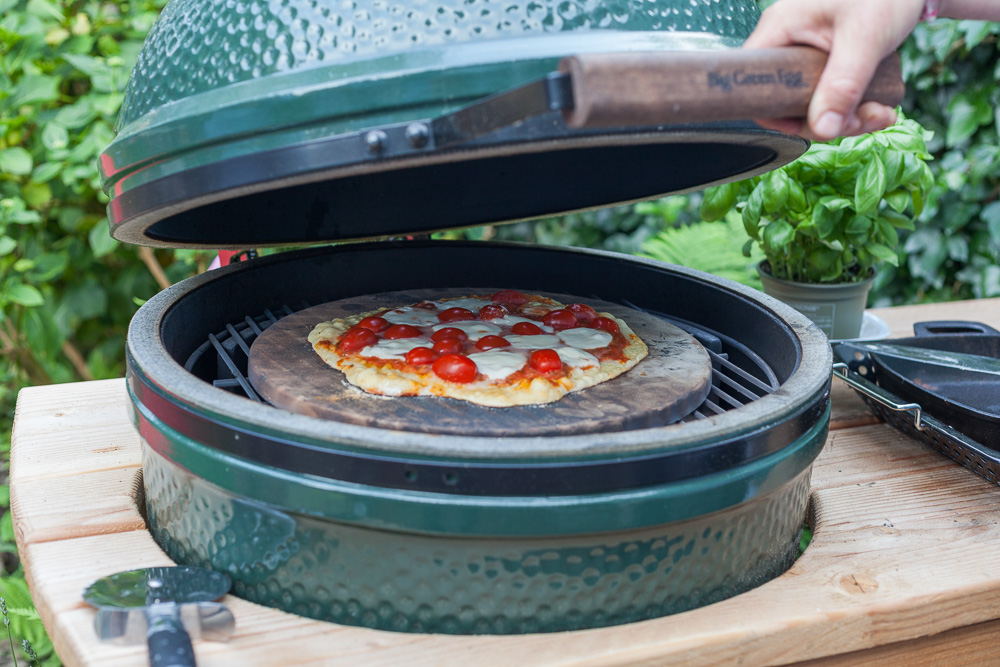 vilt vervangen Big Green Egg