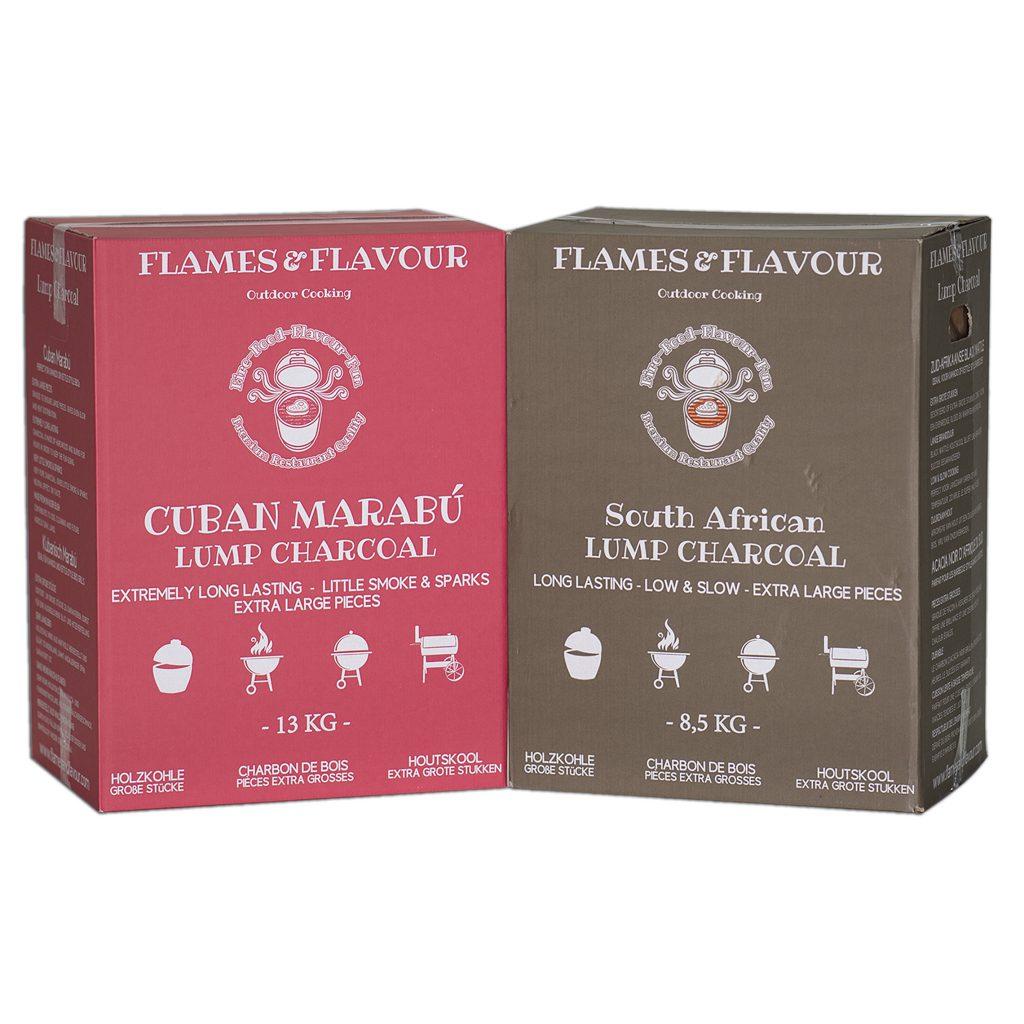 Aanbieding Marabu Cuba + Black Wattle Zuid Afrika van Flames & Flavour