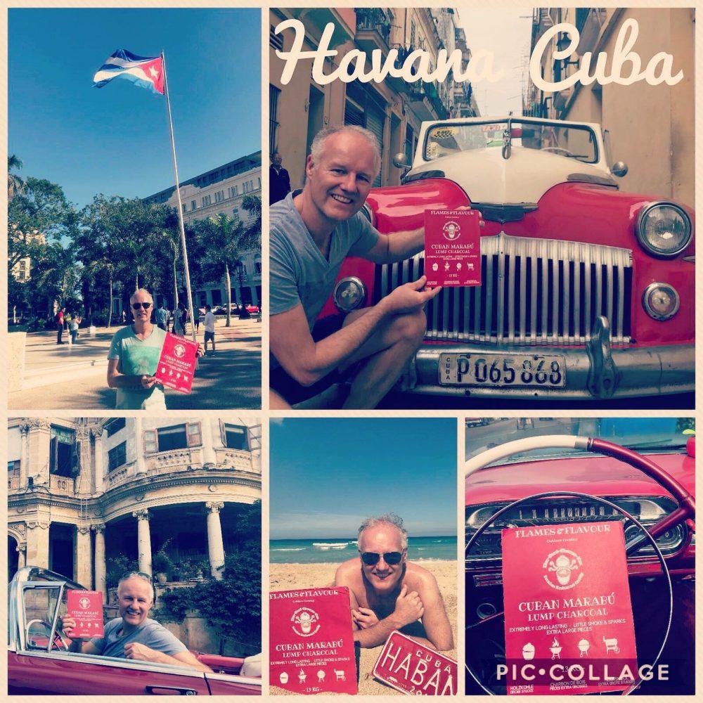 In Cuba op zoek naar de beste Marabu Houtskool
