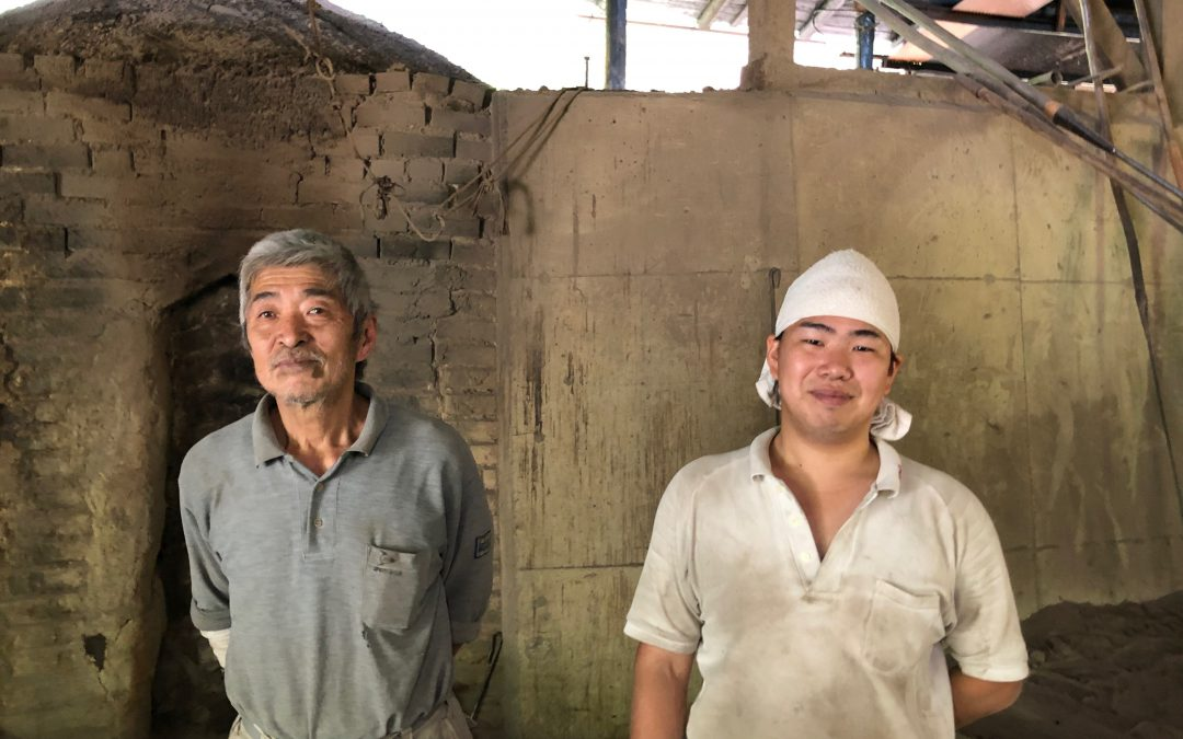 Binchotan Houtskool Wakayama Japan