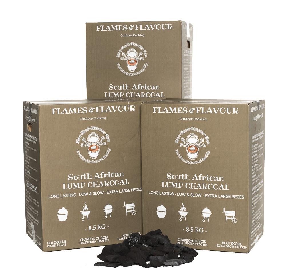 Voordeel Flames & Flavour Black Wattle