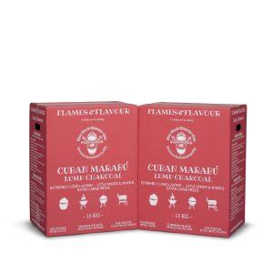 26 KG Volume Voordeel Cubaanse Marabu Houtskool van Flames & Flavour