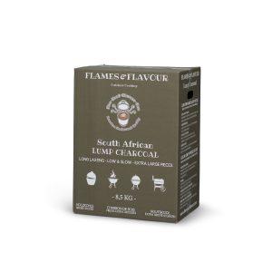 Black Wattle Houtskool Zuid Afrika van Flames & Flavour