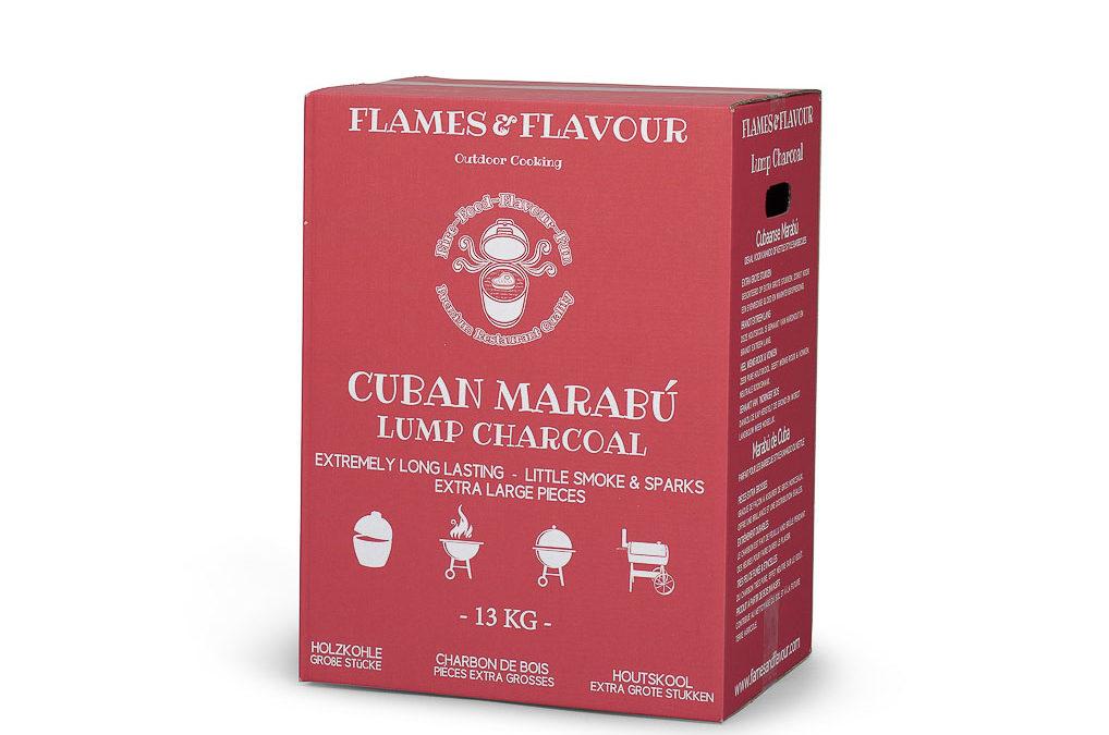 Marabu Houtskool uit Cuba