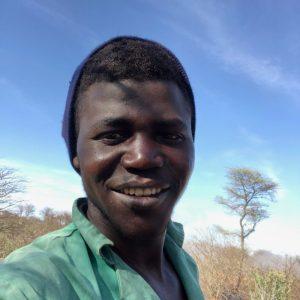 Houtskool maker Namibie